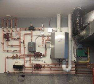 Trinity boiler install - Hot Water Boiler in Kingston and Brockville