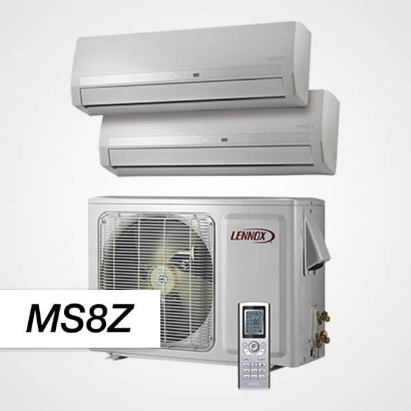 MS8Z Mini Split Heat Pump